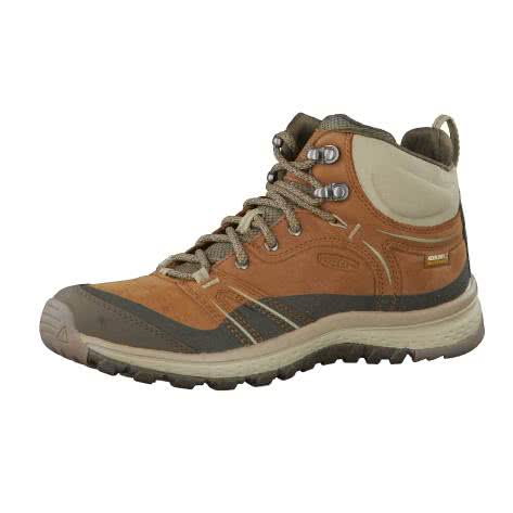 Keen Damen Wanderschuhe Terradora Leather Mid Waterproof