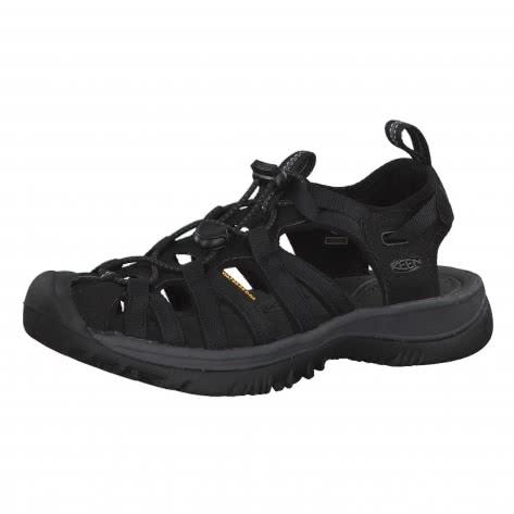 Keen Damen Sandale Whisper 1018227 42 BLACK/MAGNET | 42