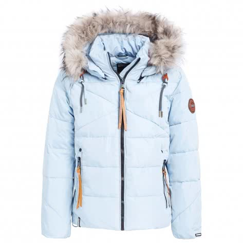 Khujo Damen Winterjacke Dort 1174JK193-412 S Light Blue | S