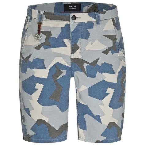Khujo Herren Short Cambon 2516PN171-EA8 31 Pacific-Camouflage | 31