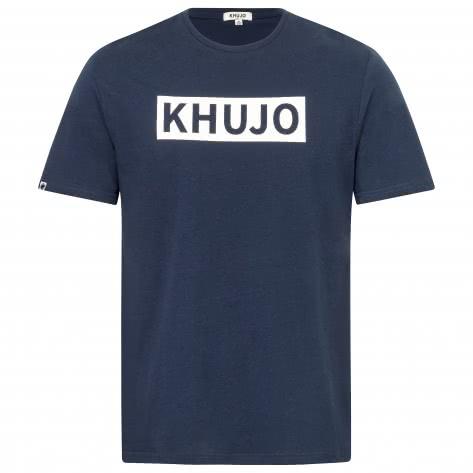 Khujo Herren T-Shirt Charo 2323TS191