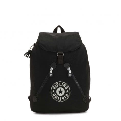 Kipling Rucksack Fundamental NC KI2519-51T Lively Black | One size