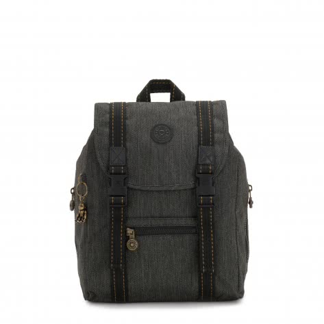 Kipling Rucksack Aicil KI6147-73P Black Indigo | One size