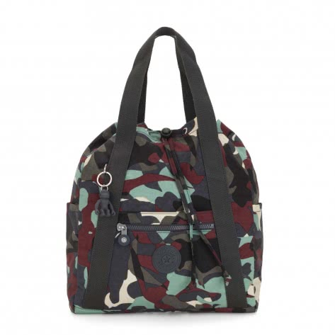 Kipling Damen Rucksack Art Backpack S KI3452-P35 Camo Large | One size