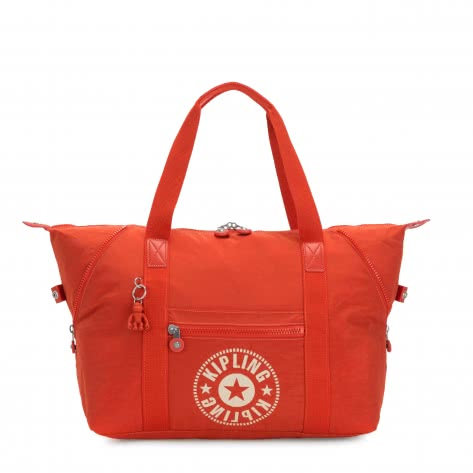 Kipling Tragetasche Art M KI2522-67H Funky Orange Nc | One size
