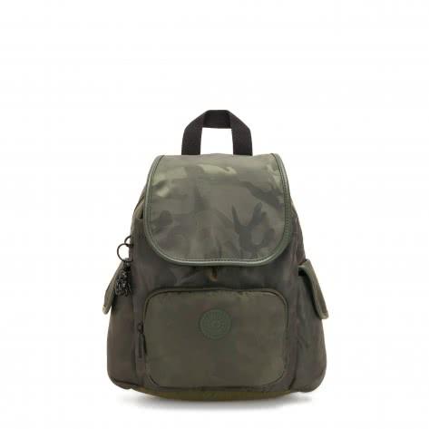 Kipling Rucksack City Pack Mini KI4516-48S Satin Camo | One size