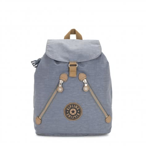 Kipling Rucksack Fundamental K01374-L65 Stone Blue | One size