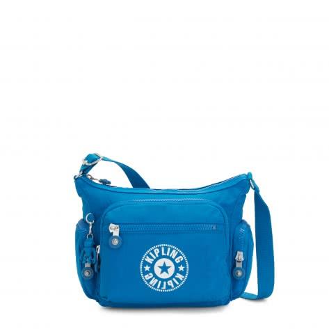 Kipling Damen Umhängetasche Gabbie S KI2632-73H Methyl Blue Nc | One size