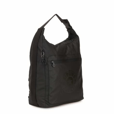 Kipling Rucksack Morie KI4537-22Q One Size Raw Black | One Size