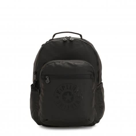 Kipling Rucksack Seoul KI5062-22Q Raw Black   One size