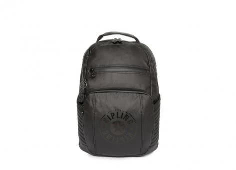 Kipling Rucksack Troy Extra KI5743-22Q Raw Black | One size