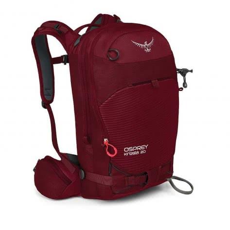 Osprey Damen Rucksack Kresta 20 5-216-2 Rosewood Red | One size