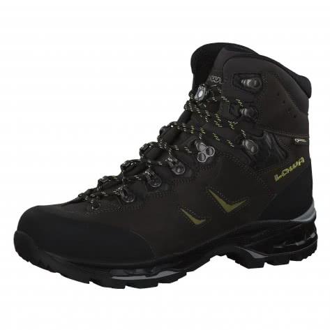 Lowa Herren Trekking Schuhe Camino GTX 210644-9724 46.5 anthrazit/kiwi | 46.5
