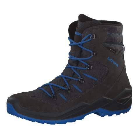 Lowa Kinder Stiefel RUFUS GTX 650555-9743 42 anthrazit/blau | 42