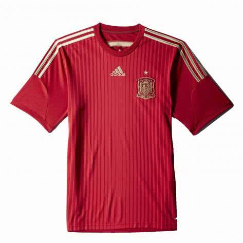 adidas Herren Spanien FEF Home Trikot victory r...