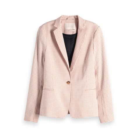 Maison Scotch Damen Blazer Classic Tailored Blazer 150026