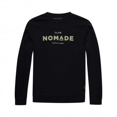 Maison Scotch Damen Pullover Club Nomade Sweater 144567
