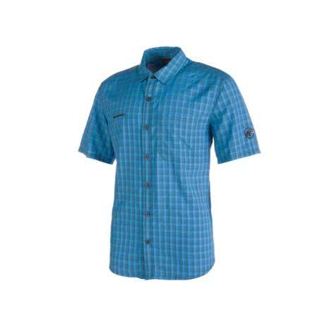 Mammut Herren Lenni Shirt 1030-01830 Atlantic-Orion Größe: S