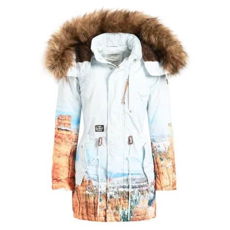 pick up aa27b a10e7 Khujo Damen Wintermantel Timea2 (HE) 1220CO183-HE9 S Cany-A | S |  cortexpower.de