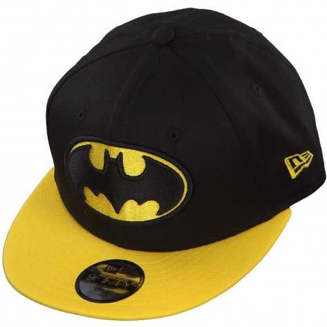 New Era Kinder Kappe 9FIFTY Snapback Kids Essential Batman Größe Child,Youth