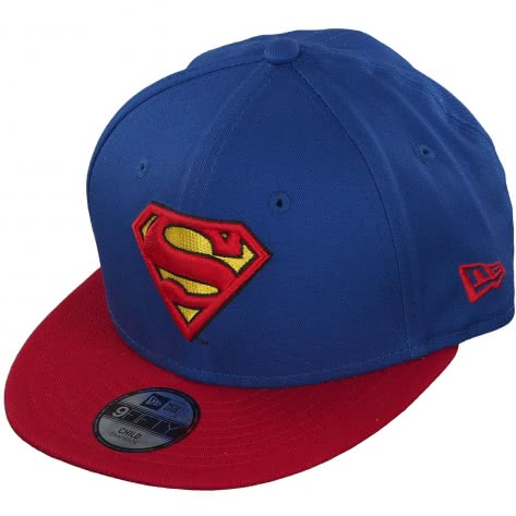 New Era Kinder Kappe 9FIFTY Snapback Kids Essential Superman Größe Child,Youth