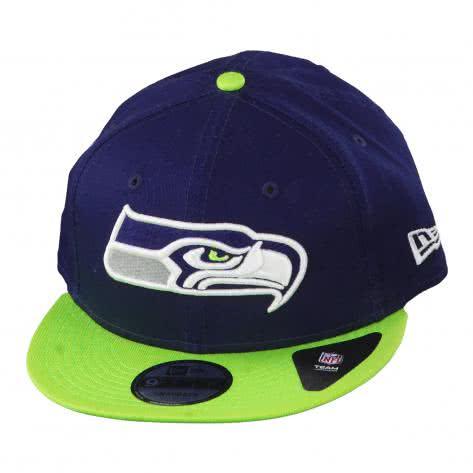 New Era Kappe 9FIFTY Snapback Team Classic Snap 80371369 S/M Seattle Seahawks | S/M