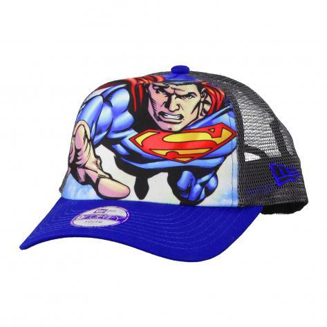 New Era Kinder Kappe 9FORTY JR Super Truck Superman Größe Youth