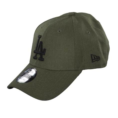 New Era Kappe Heather Essential 9FORTY 11794765 Los Angeles Dodgers | One size