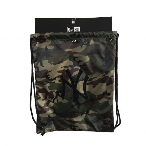 New Era Turnbeutel MLB Gym Sack New York Yankees - WDCBLK Größe: One size