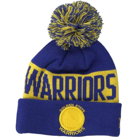 New Era Kinder Mütze TEAM TONAL KNIT 12061622 One size GOLDEN STATE WARRIORS | One size