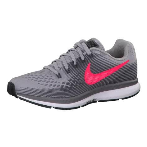 Nike Damen Laufschuhe Air Zoom Pegasus 34 880560 Atmosphere Grey/Racer Pink-Gunsmoke Größe: 40.5,42