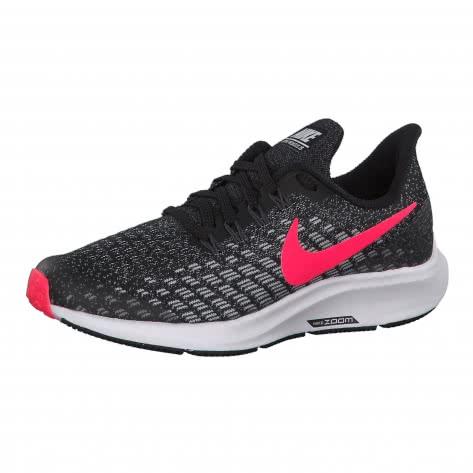 Nike Mädchen Laufschuhe Air Zoom Pegasus 35 (GS) AH3481-001 32 Black/Racer Pink-White-Anthracite | 32