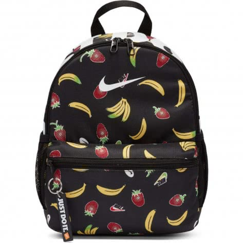 Nike Kinder Rucksack Brasilia JDI Backpack CT5213-010 Black/Black/White | One size