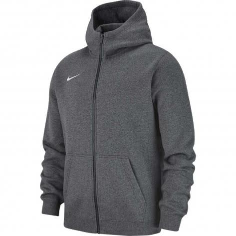 Nike Kinder Kapuzenjacke Club 19 Full Zip Hoody AJ1458