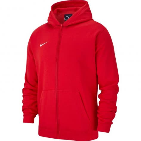 Nike Kinder Kapuzenjacke Club 19 Full Zip Hoody AJ1458