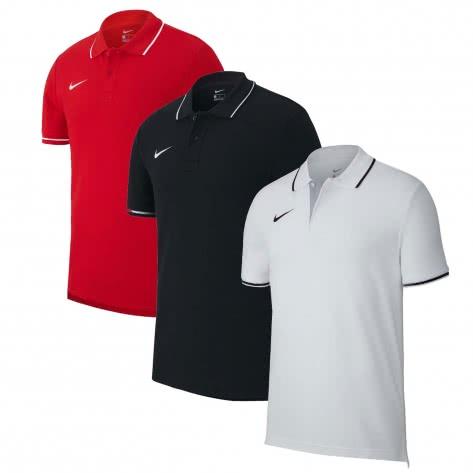 Nike Herren Poloshirt Club 19 Polo 3Pack AJ1502