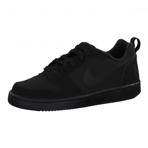 Nike Jungen Sneaker Court Borough Low (GS) 839985 Black Black Black Größe 35.5,36,36.5,37.5,38,38.5,39,40