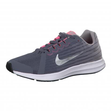Nike Mädchen Laufschuhe Downshifter 8 (GS) 922855 Light Carbon Metallic Silver Größe 38.5