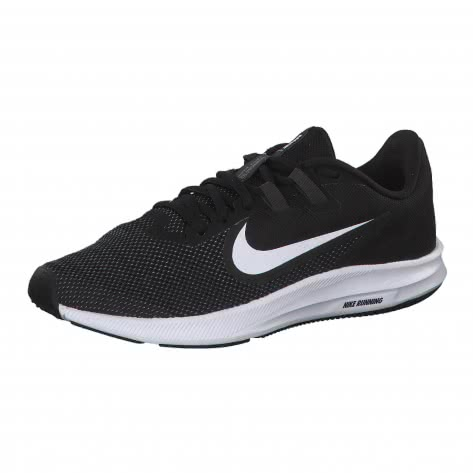 Nike Damen Laufschuhe Downshifter 9 AQ7486-001 42 Black/White-Anthracite-Cool Grey | 42