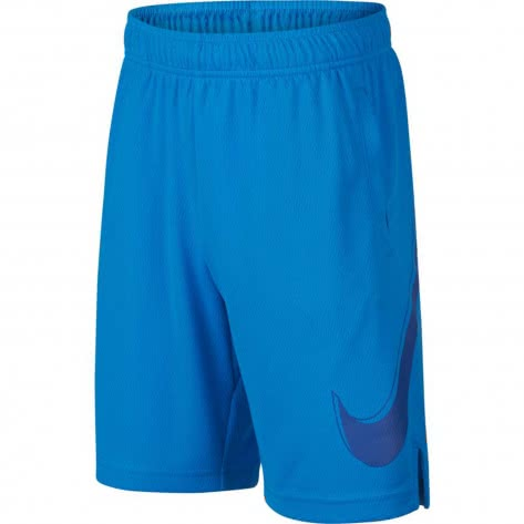 Nike Jungen Trainingsshort Dry Short GFX 939660 Blue Hero Game Royal Größe 122 128,128 137,137 147,147 158,158 170