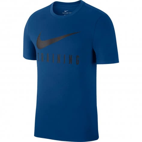 Nike Herren Trainingsshirt Dry Tee Nike Train BQ3677