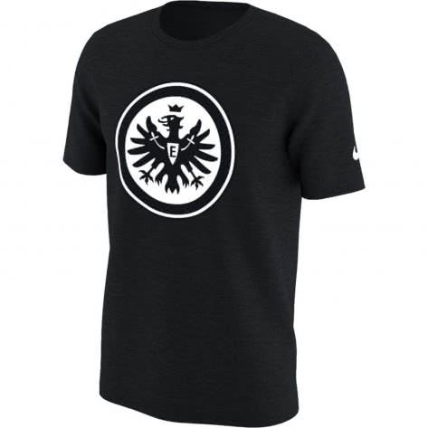 Nike Herren T Shirt Eintracht Frankfurt Tee Evergreen Crest Ah9284
