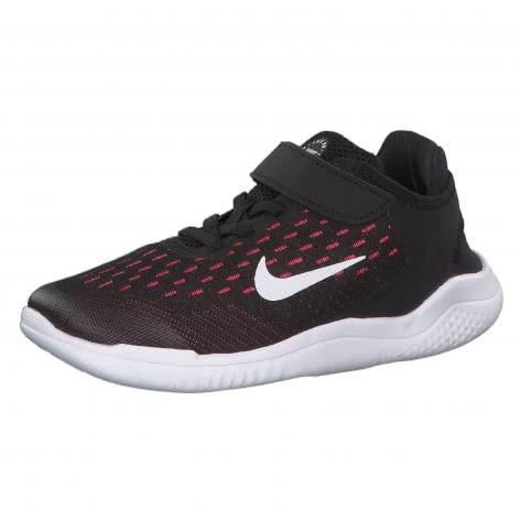 Nike Mädchen Laufschuhe Free RN 2018 (PSV) AH3455 Black White Racer Pink Volt Größe 27.5,28,28.5,29.5,30,31,31.5,32,33,33.5,34,35