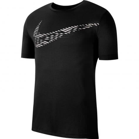 Nike Herren Trainingsshirt Top S/S Hpr Dry GX CJ4615