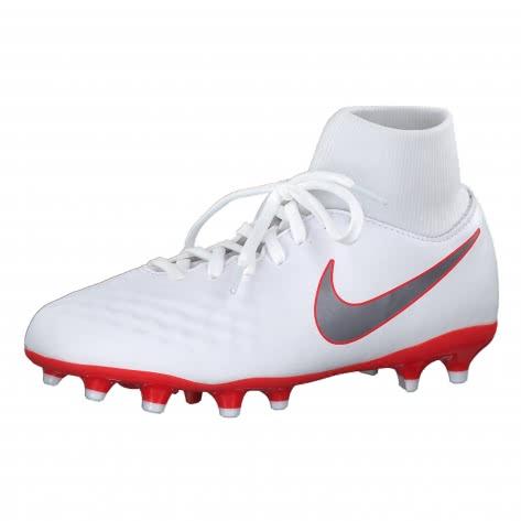 625c5c923 Nike Kinder Fussballschuhe Jr Magista Obra II Academy DF FG AH7313-107 38.5  White