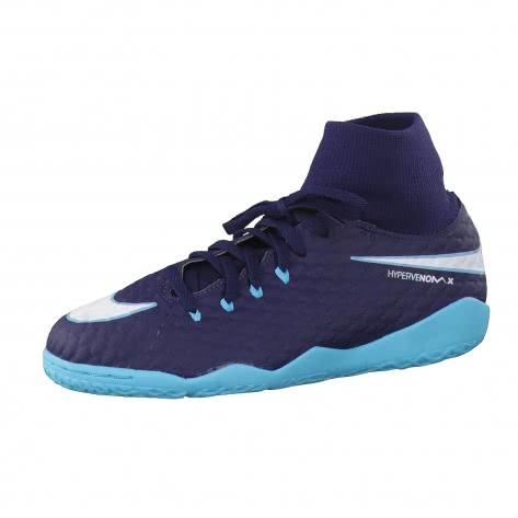 Nike Kinder Fussballschuhe Jr. HypervenomX Phelon III DF IC 917774