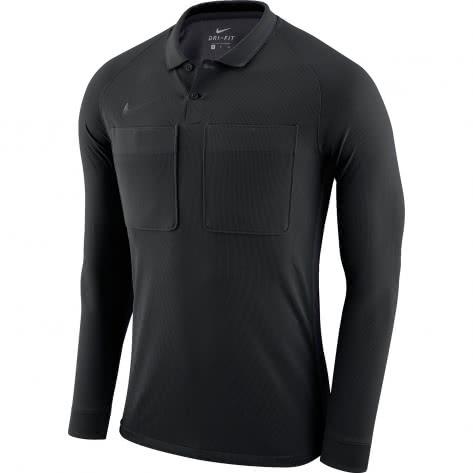 Nike Herren Schiedsrichter Langarm Trikot Dry Referee Top AA0736