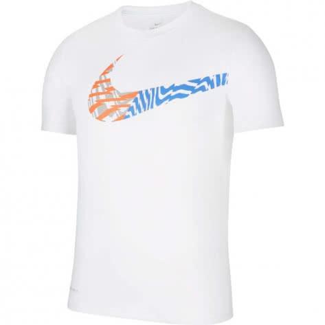 Nike Herren Trainingsshirt Legend Swoosh Tee CU8475