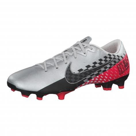 Nike Herren Fussballschuhe Mercurial Vapor XIII Academy NJR FG/MG AT7960-006 40.5 Chrome/Blk-Rd Orbt-Pltnm Tnt | 40.5