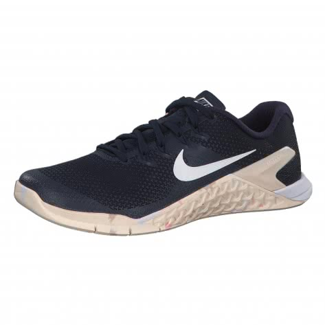Nike Damen Trainingsschuhe Metcon 4 924593-402 41 Obsidian/White-Guava Ice-Storm Pink | 41